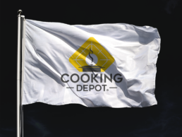 Identidad y branding para Cooking Depot